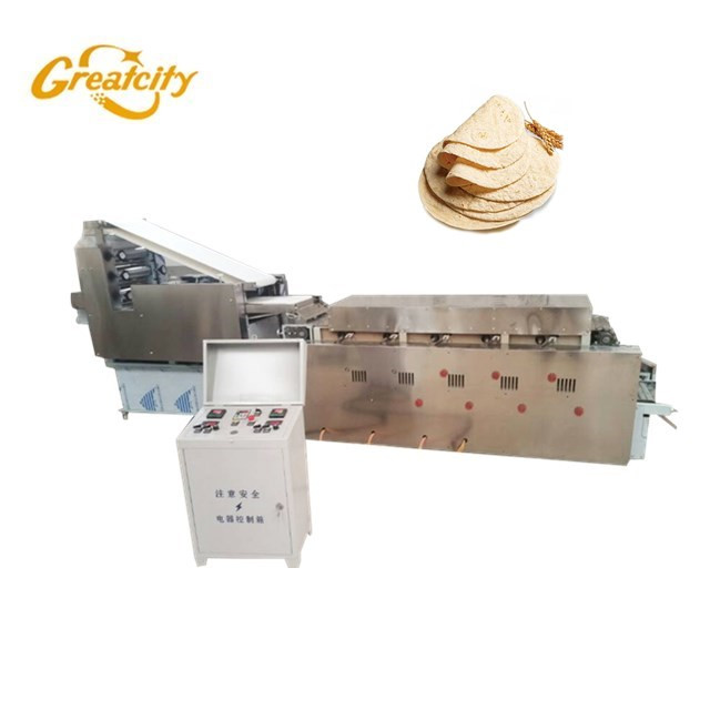 Spring Roll Dumpling Samosa Pastry Ravioli Sheet Making Machine