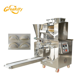 Big perogi empanada dumpling Maker Machine
