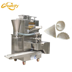 Automatic Leaf Dumpling Empanada/Samosa Making Machine