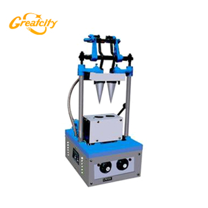 Edible Waffle Cup Maker Machine