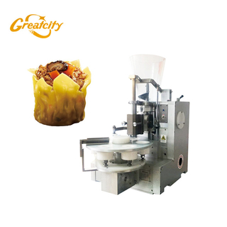 Automatic Dim Sum Shaomai Making Machine